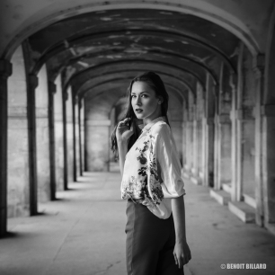 Joanna by Benoit Billard