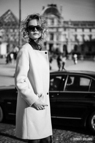 Aleksandra in Paris