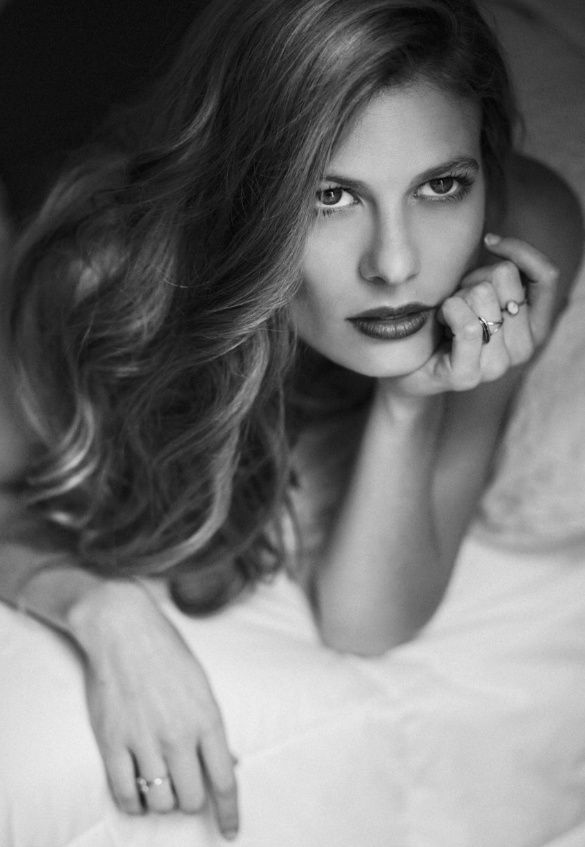 Justyna Kelley par Benoit Billard