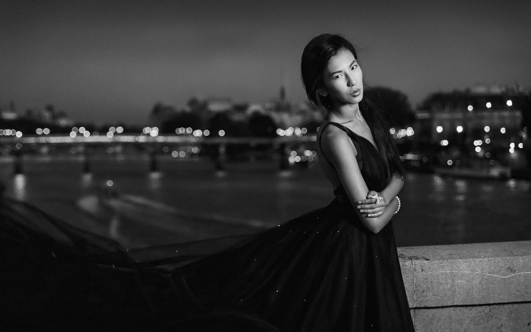 Mei Zhan par Benoit Billard